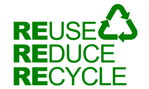 Pami Reuse, Reduce, Recycle